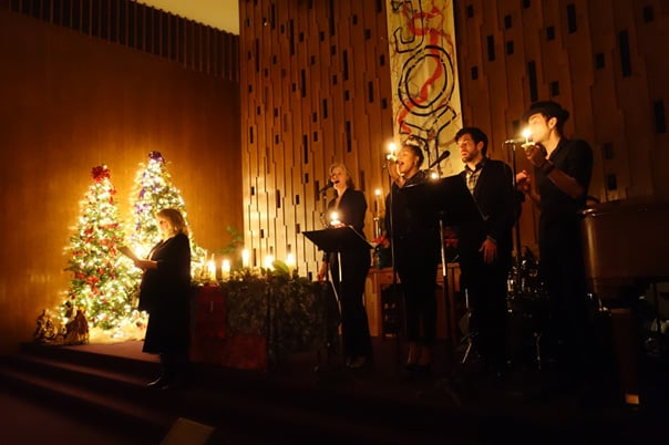 Candle Light Service Podcast 12-20-17 — Seattle Unity